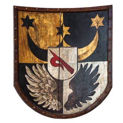 Ehemaliges Wappen