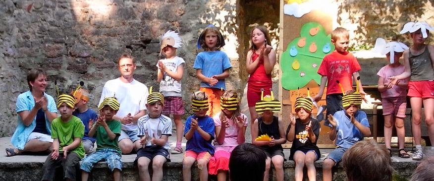 Kleine Leute machen großes Theater